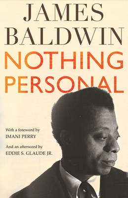 Book Cover Nothing Personal by James Baldwin