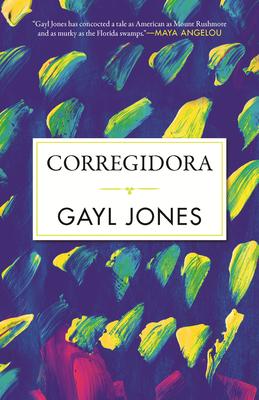 Book Cover Corregidora by Gayl Jones