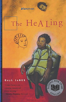 Book Cover The Healing by Gayl Jones