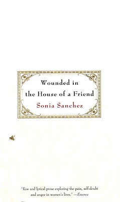 Click for more detail about Wounded in the House of A Friend (Bluestreak) by Sonia Sanchez