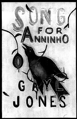 Book Cover Song For Anninho by Gayl Jones