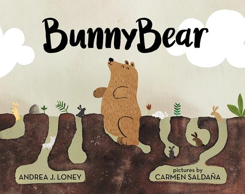Click for more detail about Bunnybear by Andrea J. Loney