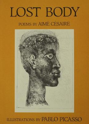 Book Cover Lost Body by Aimé Césaire