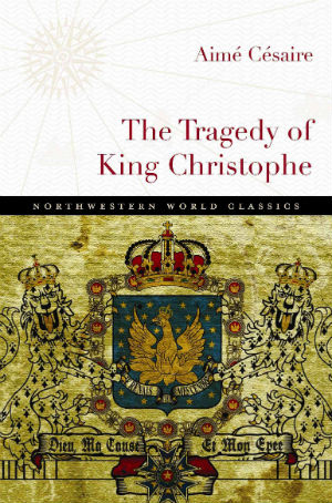 Book Cover The Tragedy of King Christophe by Aimé Césaire