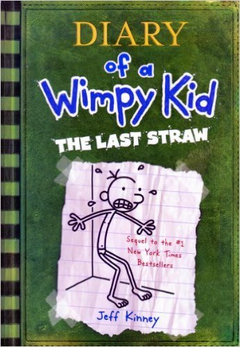 Click for more detail about Diary of a Wimpy Kid: The Last Straw by Jeff Kinney