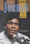 Click for more detail about Barbara Jordan (Contemporary African Americans) by Diane Patrick