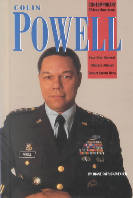 Click for more detail about Colin Powell (Contemporary African Americans) by Diane Patrick