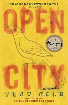 Click for more detail about Open City by Teju Cole