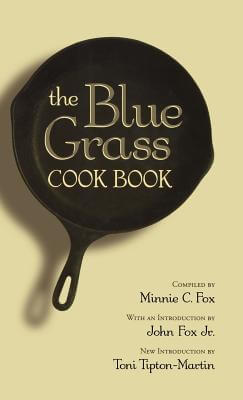 Book Cover The Blue Grass Cook Book by Minnie Fox