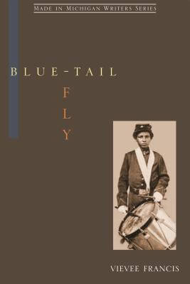 Click for more detail about Blue-Tail Fly by Vievee Francis