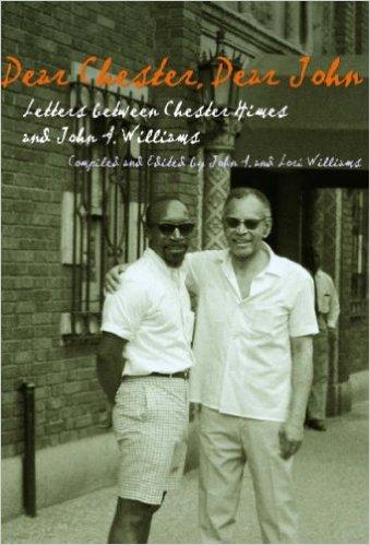 Book Cover Dear Chester, Dear John by John A. Williams and Lori Williams