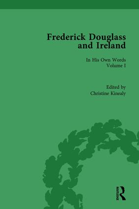 Click for more detail about Frederick Douglass in Ireland: In His Own Words by Frederick Douglass
