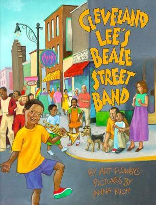 Click for more detail about Cleveland Lee'S Beale St. Band by Arthur R. Flowers