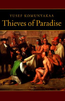 Book Cover Thieves Of Paradise by Yusef Komunyakaa