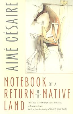 Book Cover Notebook of a Return to the Native Land by Aimé Césaire