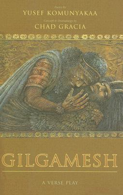 Book Cover Gilgamesh: A Verse Play (Wesleyan Poetry Series) by Yusef Komunyakaa