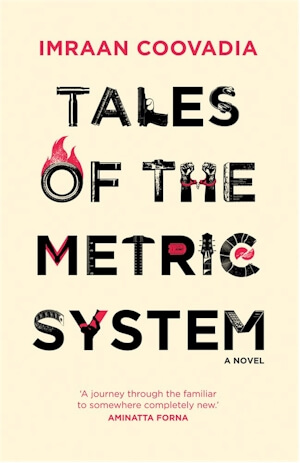 Click for a larger image of Tales of the Metric System: A Novel
