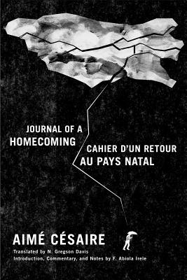 Book Cover Journal of a Homecoming / Cahier d'un retour au pays natal (English and French Edition) by Aimé Césaire