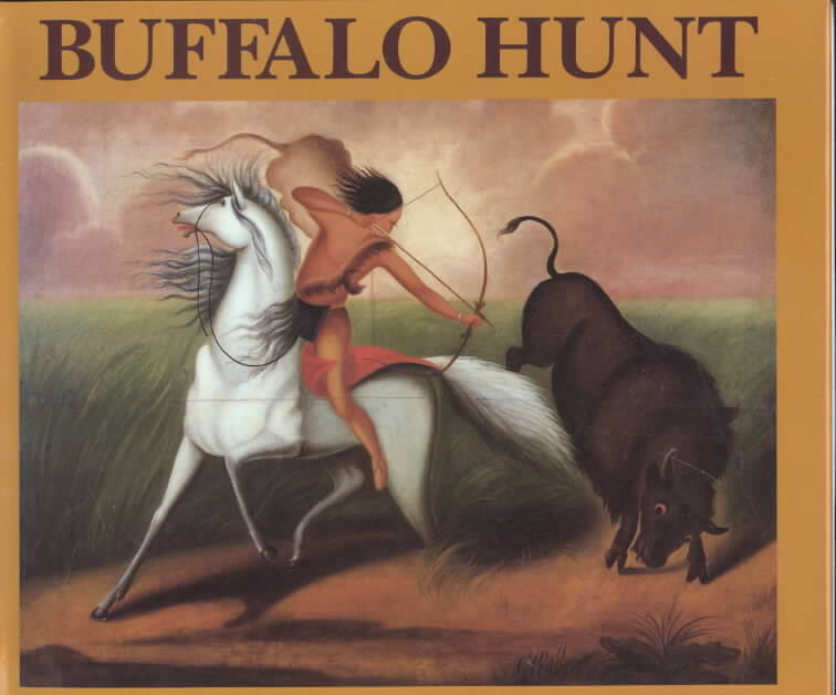 Click for more detail about Buffalo Hunt by Russell Freedman