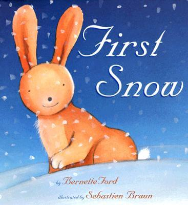 Click for more detail about First Snow by Bernette Ford