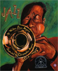Book Cover Jazz by Walter Dean Myers