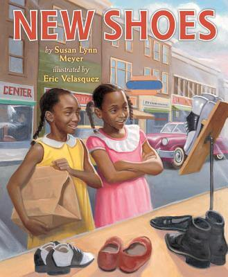 Click for more detail about New Shoes by Susan Meyer