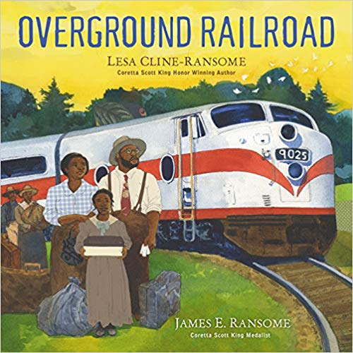 Click for more detail about Overground Railroad by Lesa Cline-Ransome