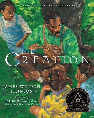 Click for more detail about The Creation (25th Anniversary Edition) by James Ransome