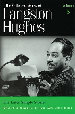 Book Cover The Later Simple Stories by Langston Hughes
