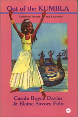 Book Cover Out of the Kumbla: Caribbean Women and Literature by Carole Boyce-Davies