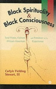 Book Cover Black Spirituality and Black Consciousness: Soul Force, Culture and Freedom in the African-American Experience by Carlyle Fielding Stewart, III