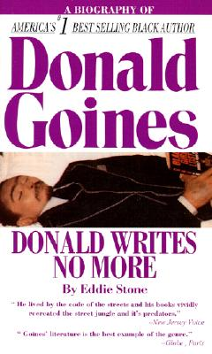 Click for more detail about Donald Writes No More by Eddie Stone