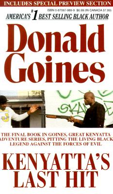 Click for more detail about Kenyatta's Last Hit by Donald Goines