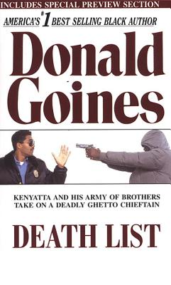 Click for more detail about Death List by Donald Goines