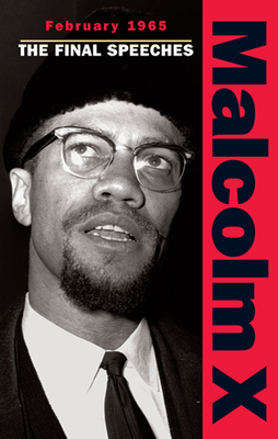 Book Cover February 1965: The Final Speeches by Malcolm X