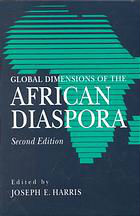 Click to go to detail page for Global Dimensions of the African Diaspora