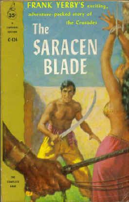 Click for more detail about Saracen Blade by Frank Yerby
