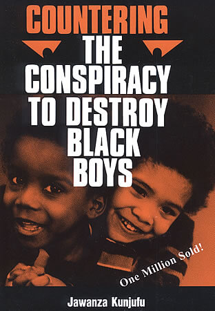 Click for more detail about Countering the Conspiracy to Destroy Black Boys by Jawanza Kunjufu