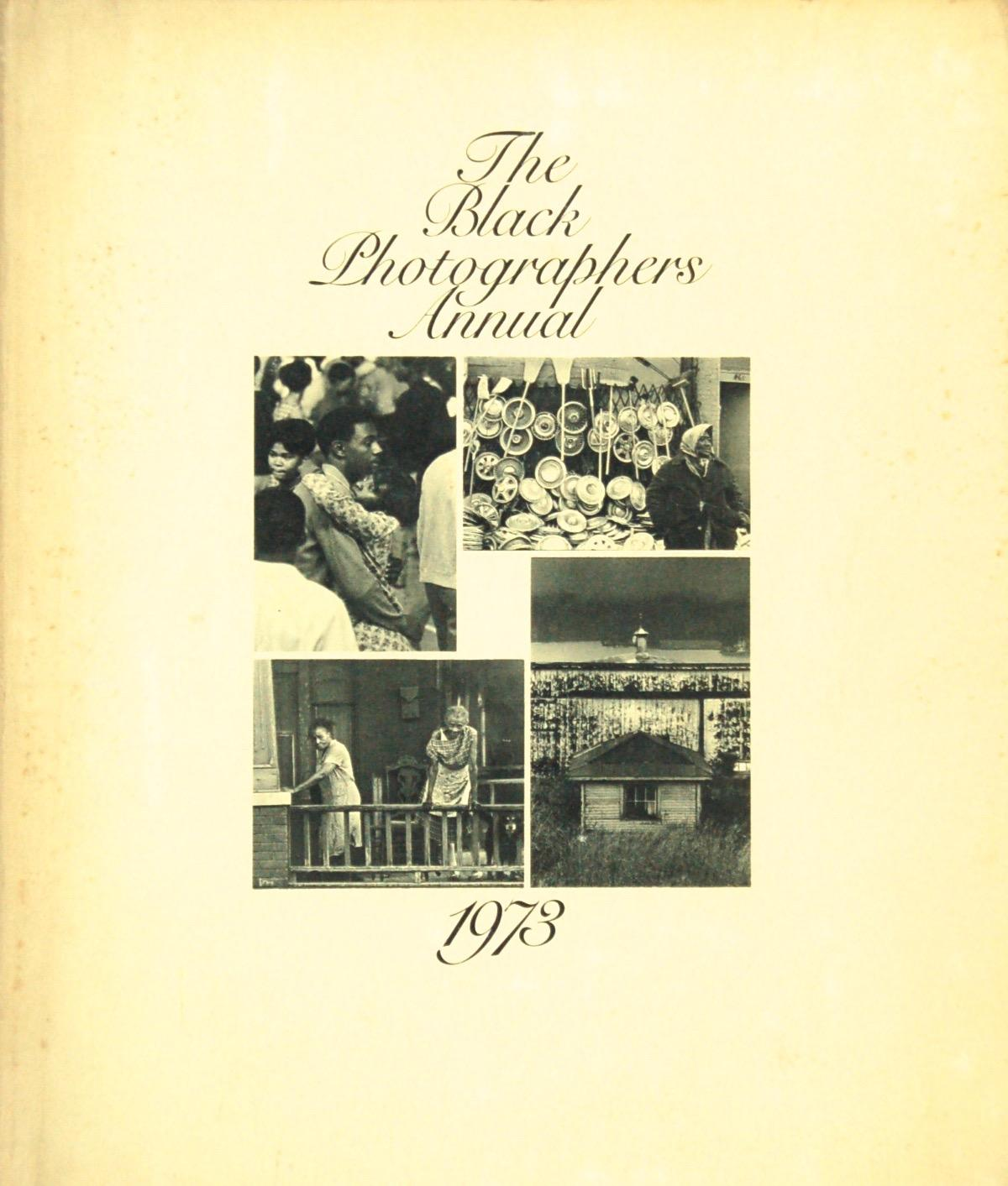 Click for a larger image of The Black Photographers Annual 1973