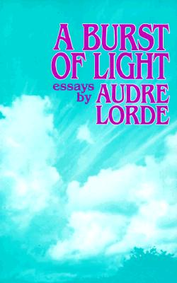 Click for a larger image of A Burst Of Light: Essays
