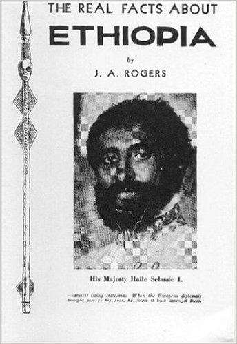 Click for more detail about The Real Facts About Ethiopia by J. A. Rogers