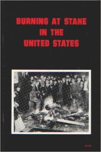 Click for more detail about Burning at Stake in the United States by NAACP