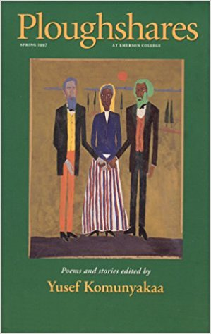 Book Cover Ploughshares Spring 1997: Poems and Stories by Yusef Komunyakaa