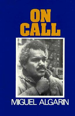 Book Cover On Call by Miguel Algarin