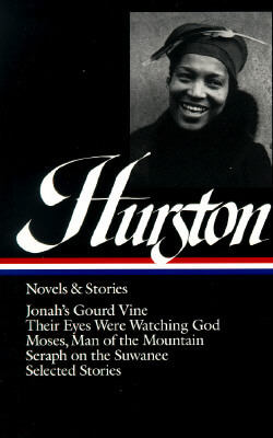 Book Cover Zora Neale Hurston : Novels and Stories by Zora Neale Hurston