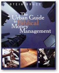 Click for a larger image of The Urban Guide to Biblical Money Management (His Teachings)