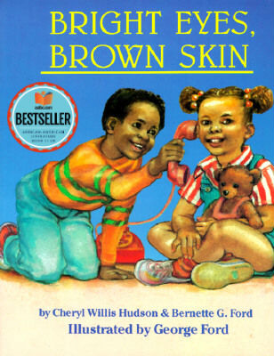 Click to buy a copy of Bright Eyes, Brown Skin