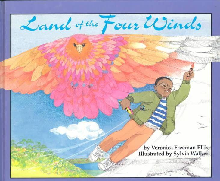 Click for more detail about Land of the Four Winds: Kpa Nieh Kpau by Veronica Freeman Ellis