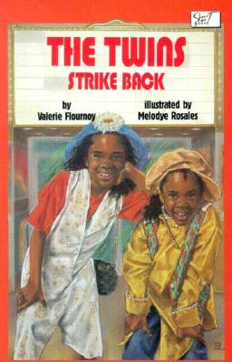 Click for more detail about The Twins Strike Back by Valerie Flournoy