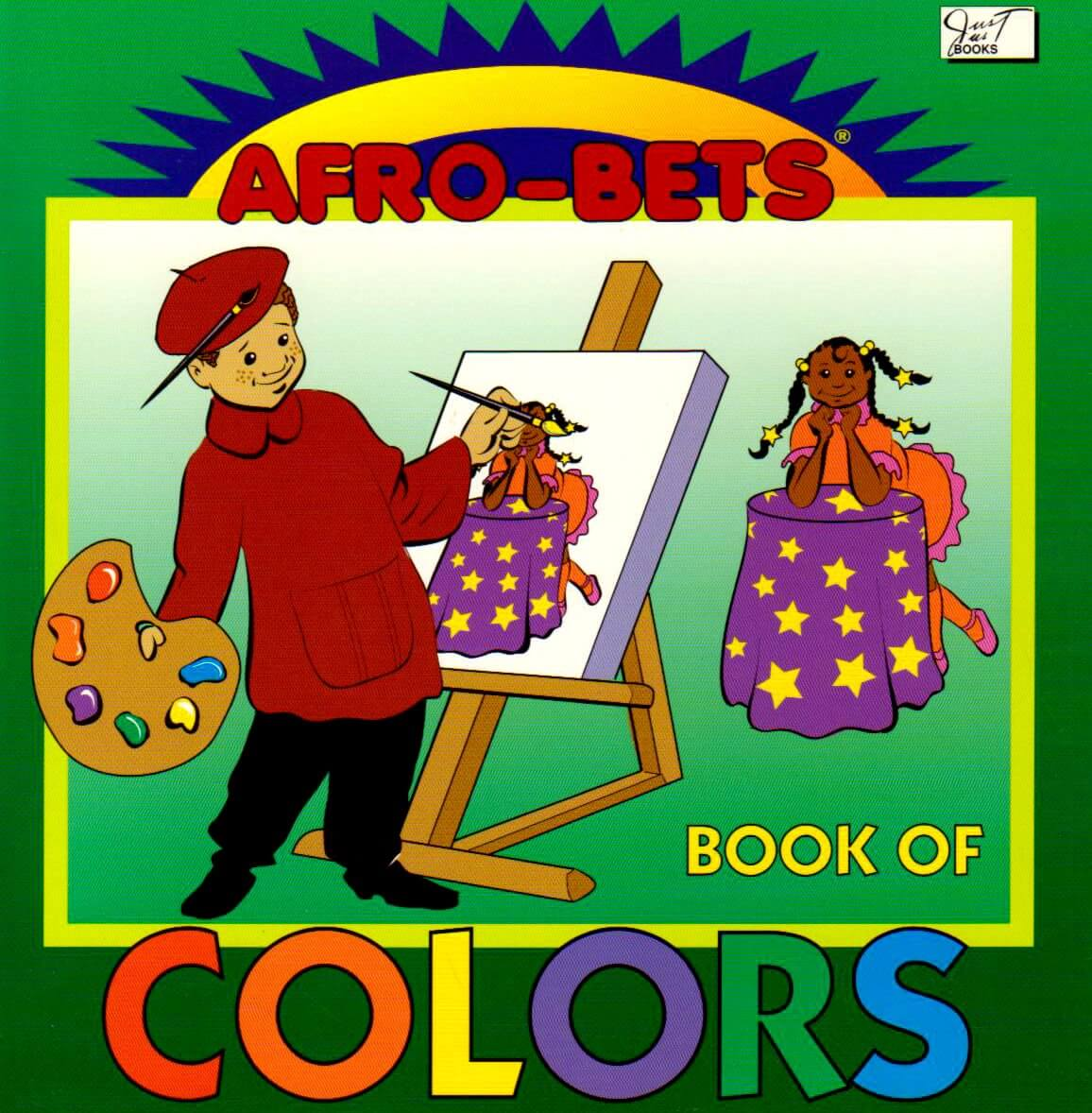 Click for a larger image of Afro-Bets Book of Colors: Meet the Color Family